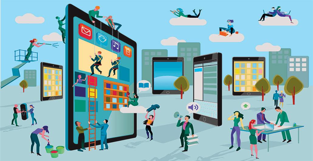 Marketing Digital + Tecnologia da Informação