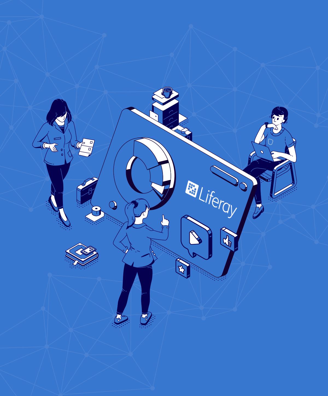Evolução das Estratégias de Marketing com Liferay_