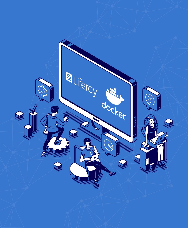 Deploying Liferay Usando Docker